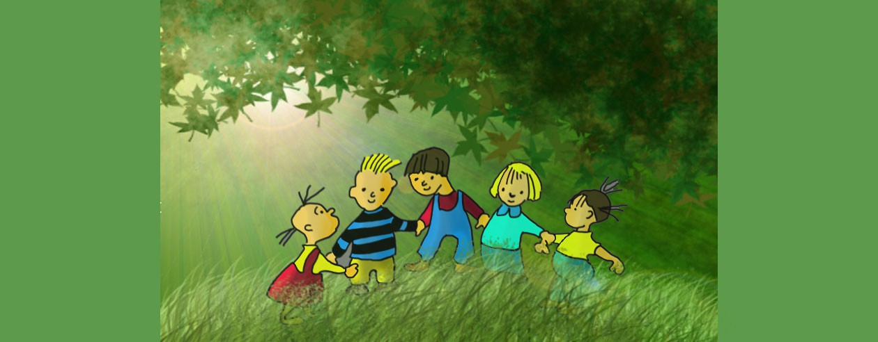 Waldspielgruppe im Zauberwald